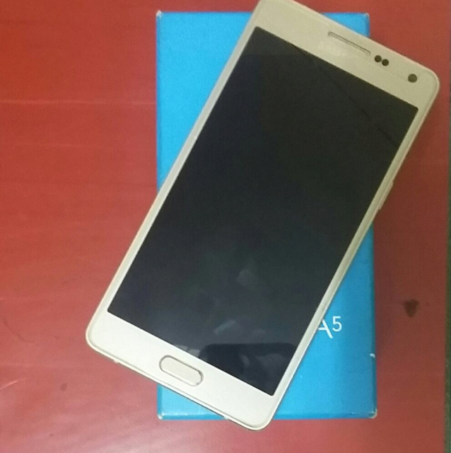 Samsung A5 Two Month Used With Box N All Accessories Almost New