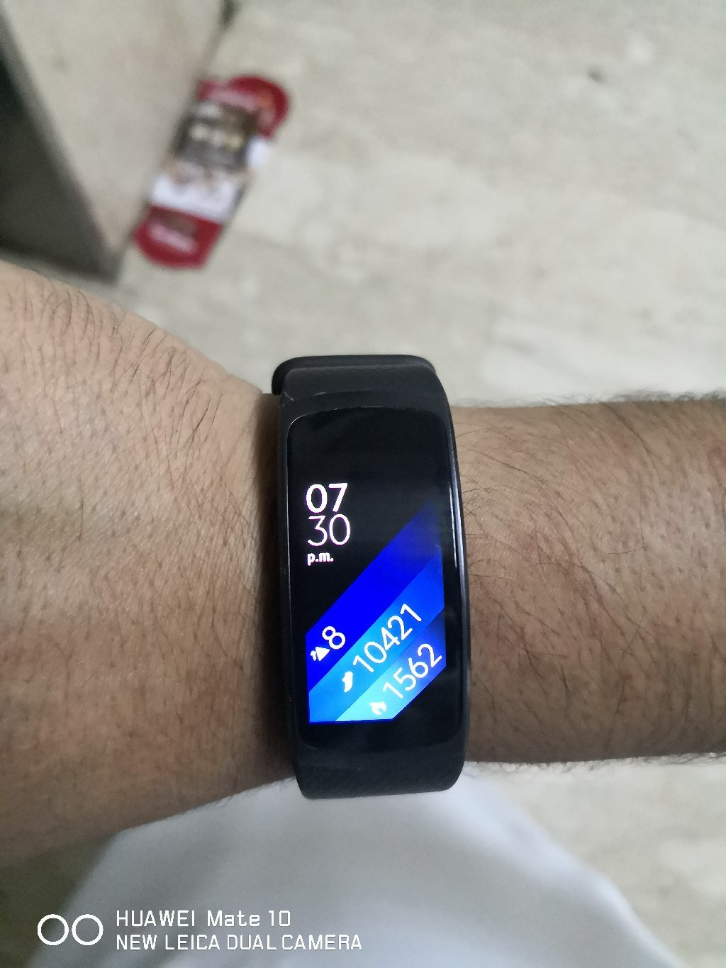 Gear Fit 2 with Box and Bill (08/2016)