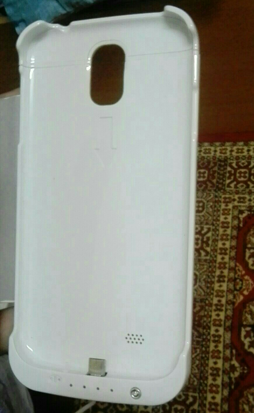 S4 Powerbank Book Cover With Box
