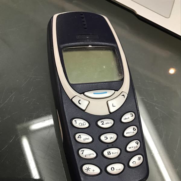 The Best Nokia 3310.. No Charger And Working Perfectly Fine