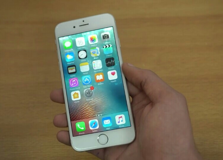 iPhone 6s Silver 16GB!!!!