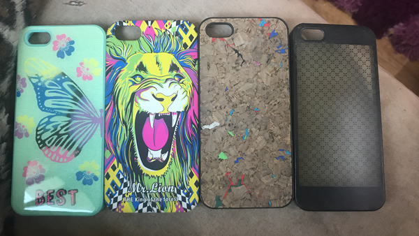 Iphone 5 or 5 s case covers