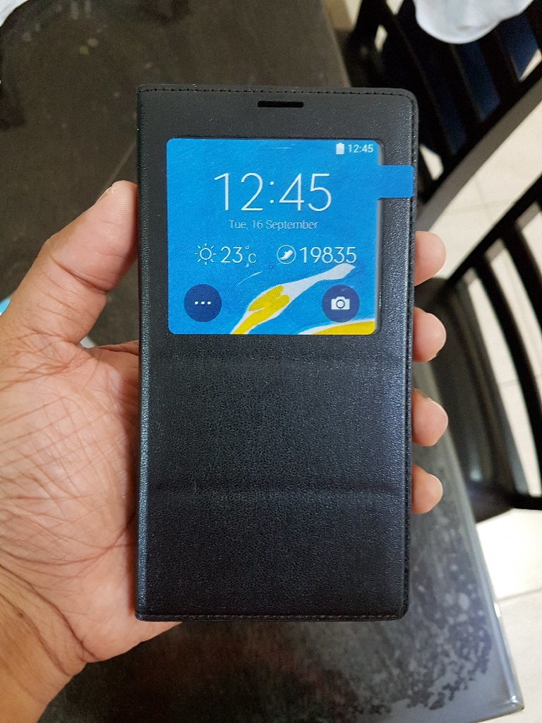 Note4 Flip cover