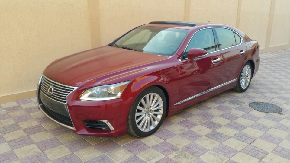 ls460 for sale negotiable perfect condition