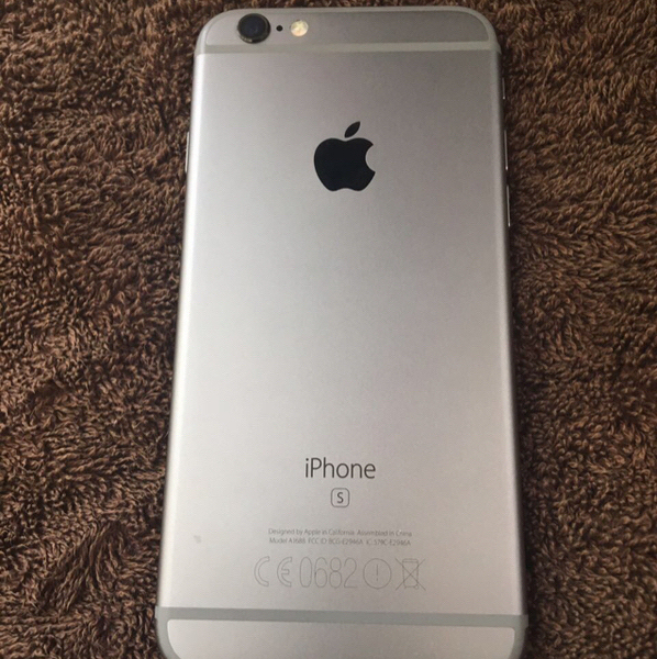 iPhone 6s - 16 Gb (space Grey)