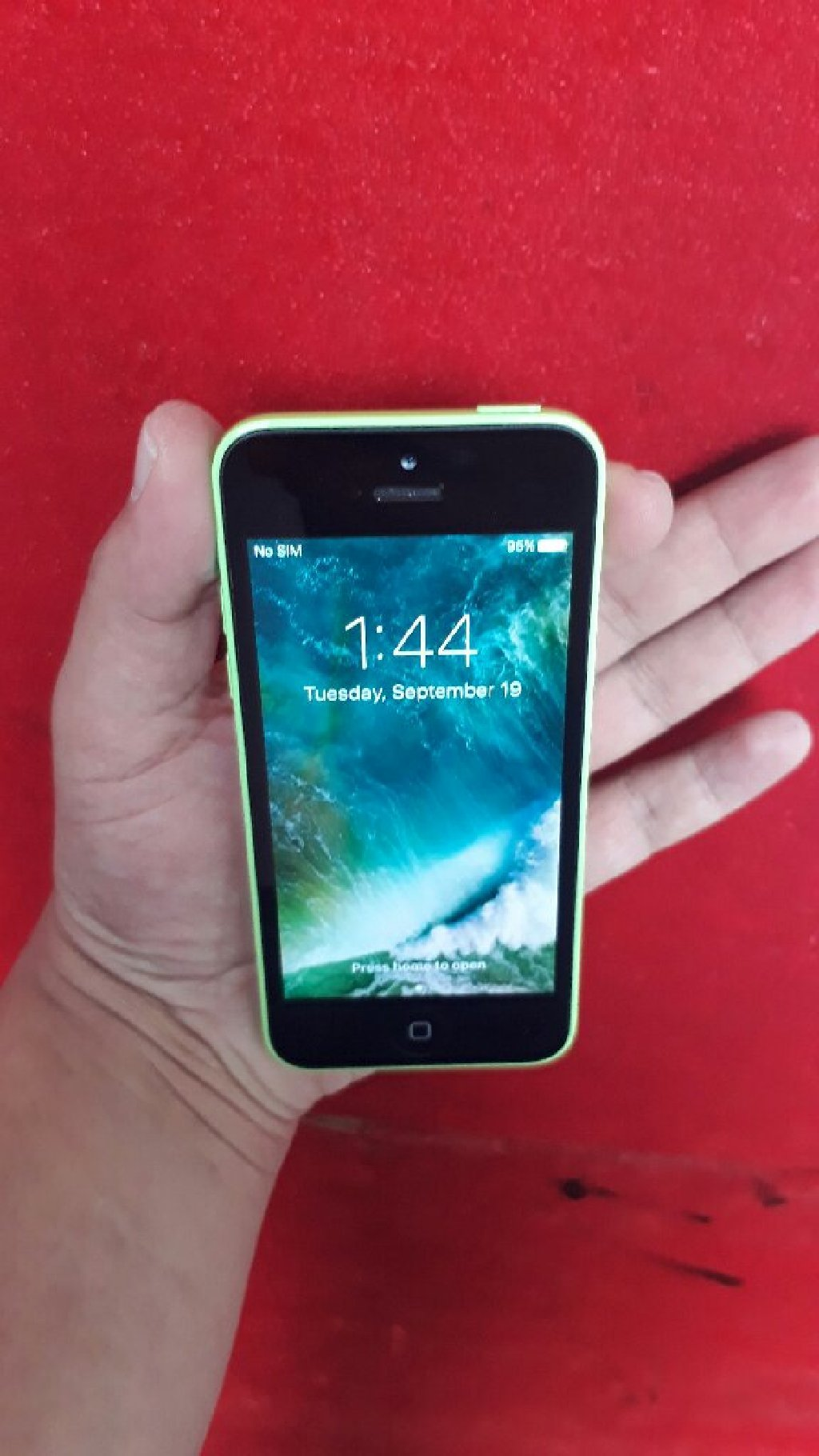 IPhone 5c 16gb original used
