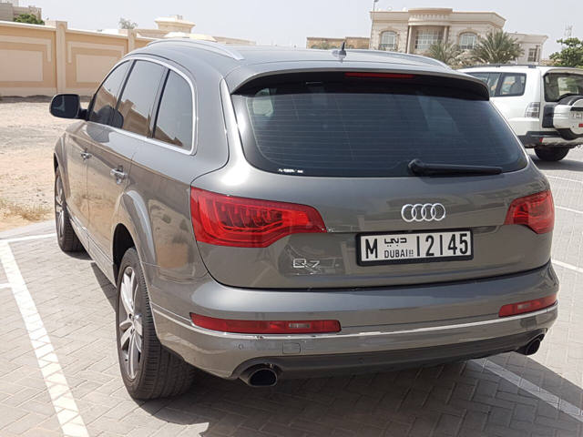 Audi Q7 In Perfect Condition For Sale