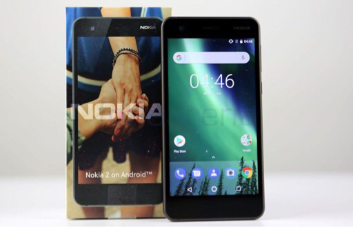Nokia 5 black colour
