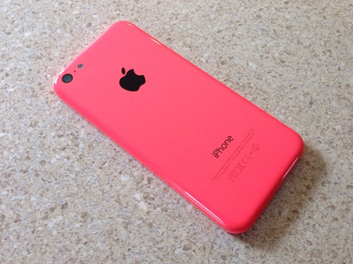 Iphone 5C lower GB with charger/earphone