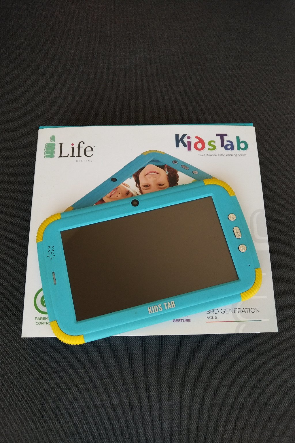 I Life Kids Tablet 3rd Generation. Used