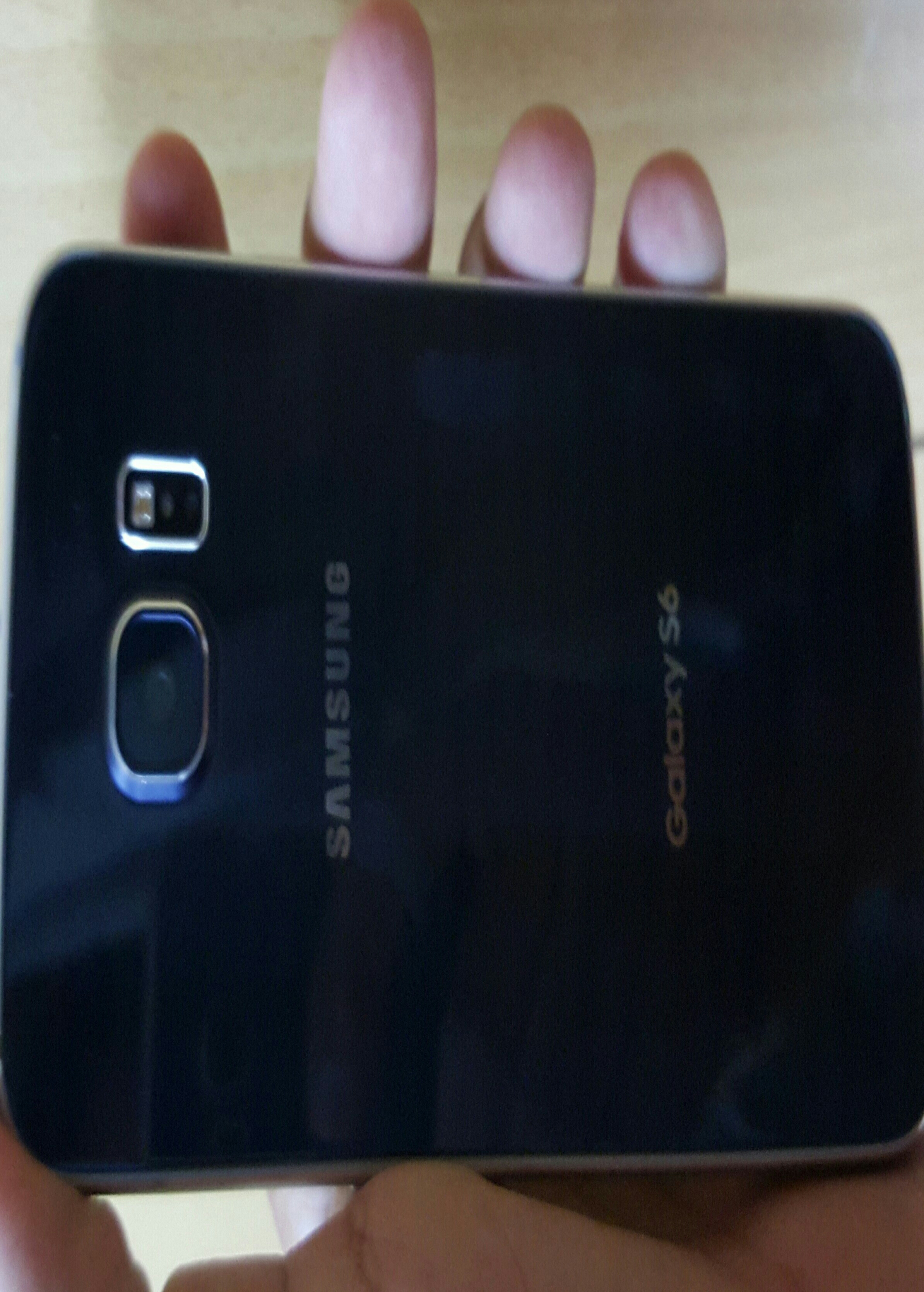 Samsung Galaxy S 6 32 With Fast Charger A+condition No Scratches