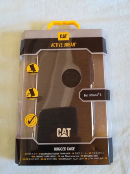 Cat mobile cover for iphone6,7