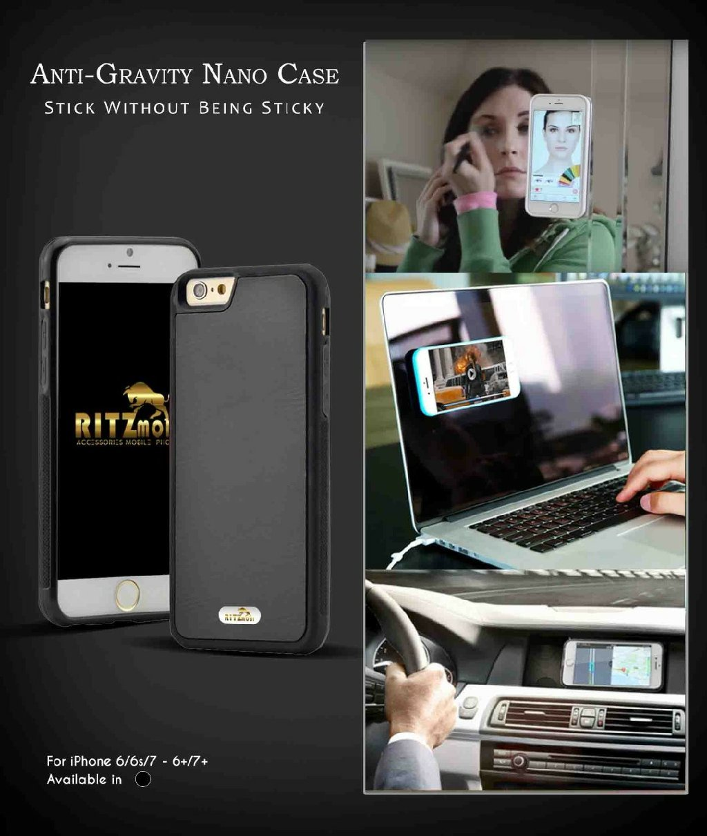 Anti gravity case for iPhone all iPhone