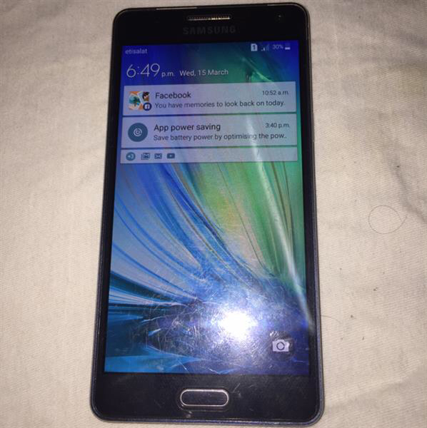 Samsung Galaxy A5 With 4g Network