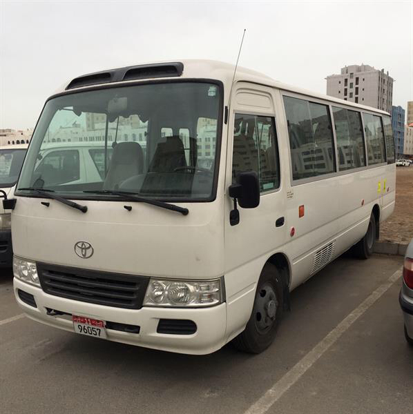 Toyota Coster 30 Seater 2013