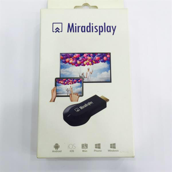 Miradisplay ( connect ur phone to ur tv without any wire)