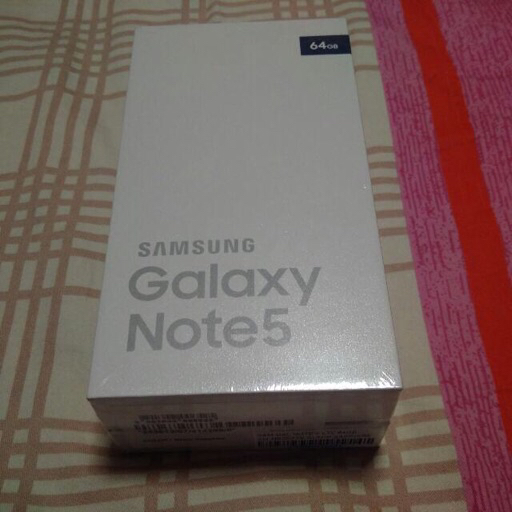Samsung note 5 . 64gb