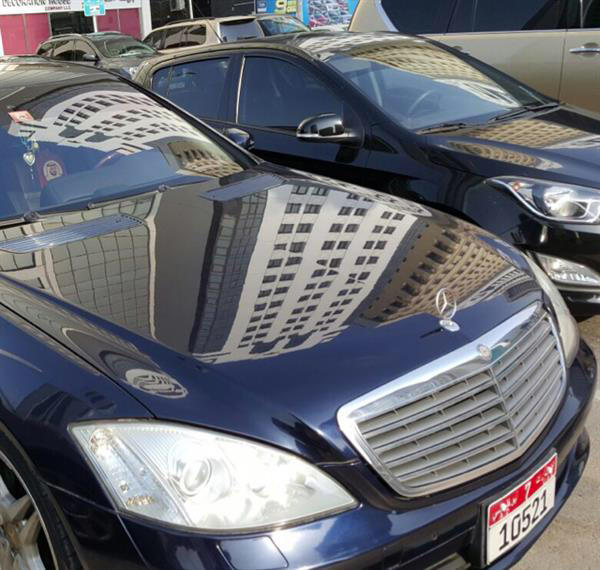 Marcedes S600 2007