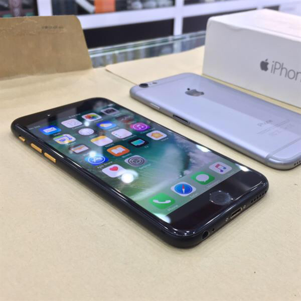 Iphone 6 Black 64GB Have Box And Original Housing( I Changed Housing Only Its Look Like Iphone 7)