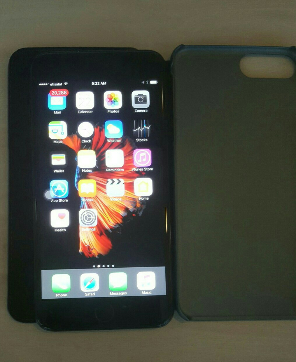 I Phone 7 Plus 128 GB Excellent condition under Warranty