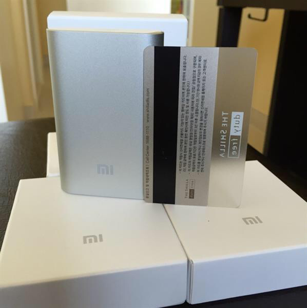 NEW AUTHENTIC Mi Power Bank 10000mAH