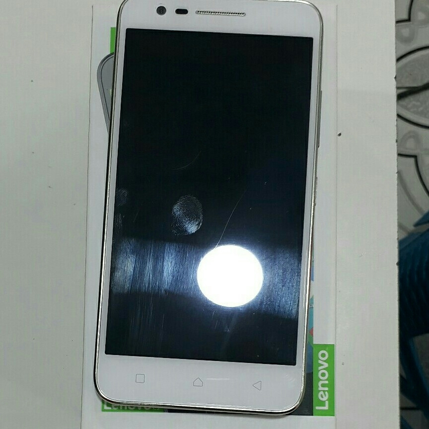 Lenovo C2 smart. Just One Day Used. With New Accosories. Box, 8mp Cam, with Axiom Wty, 11 Ms.