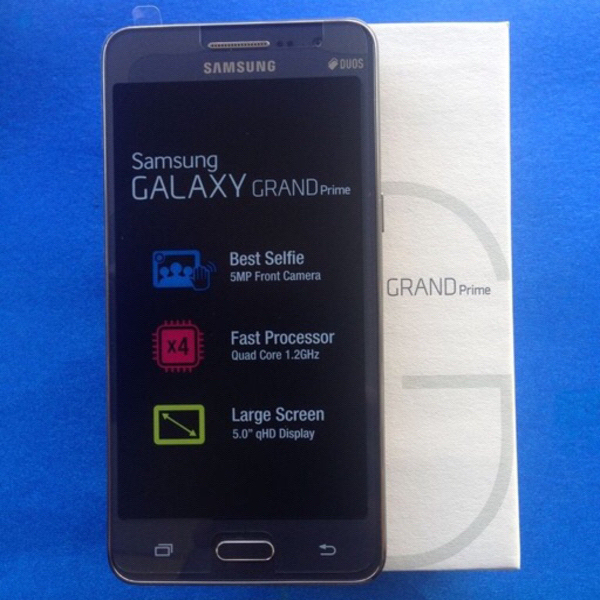 Samsung Galaxy Grand Prime Brand New.