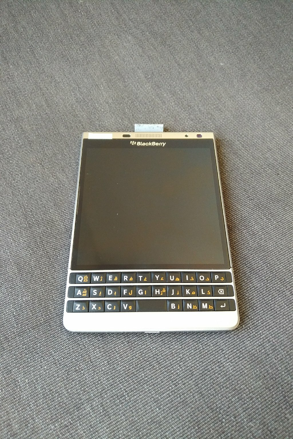 Blackberry Passport Silver Edition - New