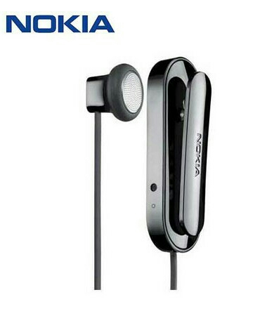 Nokia Mono Bluetooth headset For Any Mobile Compatible with Bluetooth