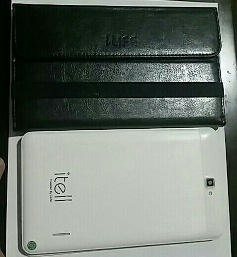 "iLife Case and 2 Covers for 7"" Tab"