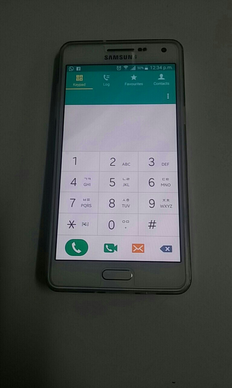 Samsung A5 Used Very Neet And Clean