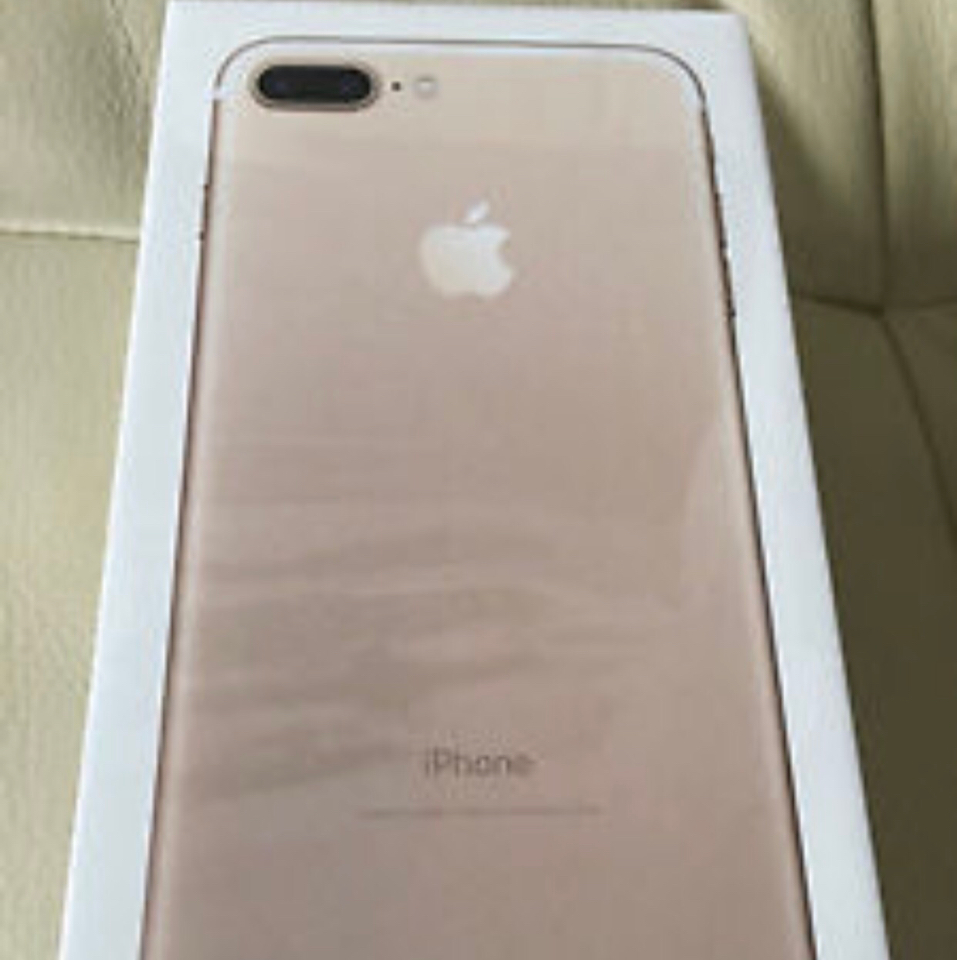 Iphone 7+ 128gb 2months Use Only