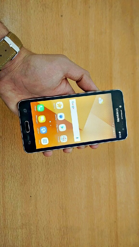 Samsung Grand Prime +4g with wArranty