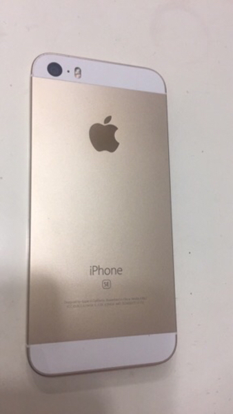 Apple Iphone SE 64GB Gold with Facetime