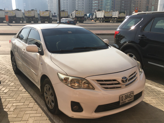 1.8L Toyota Corolla With Good Condition