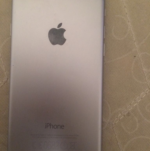 used iphone 6 in perfect condition in and out without box.