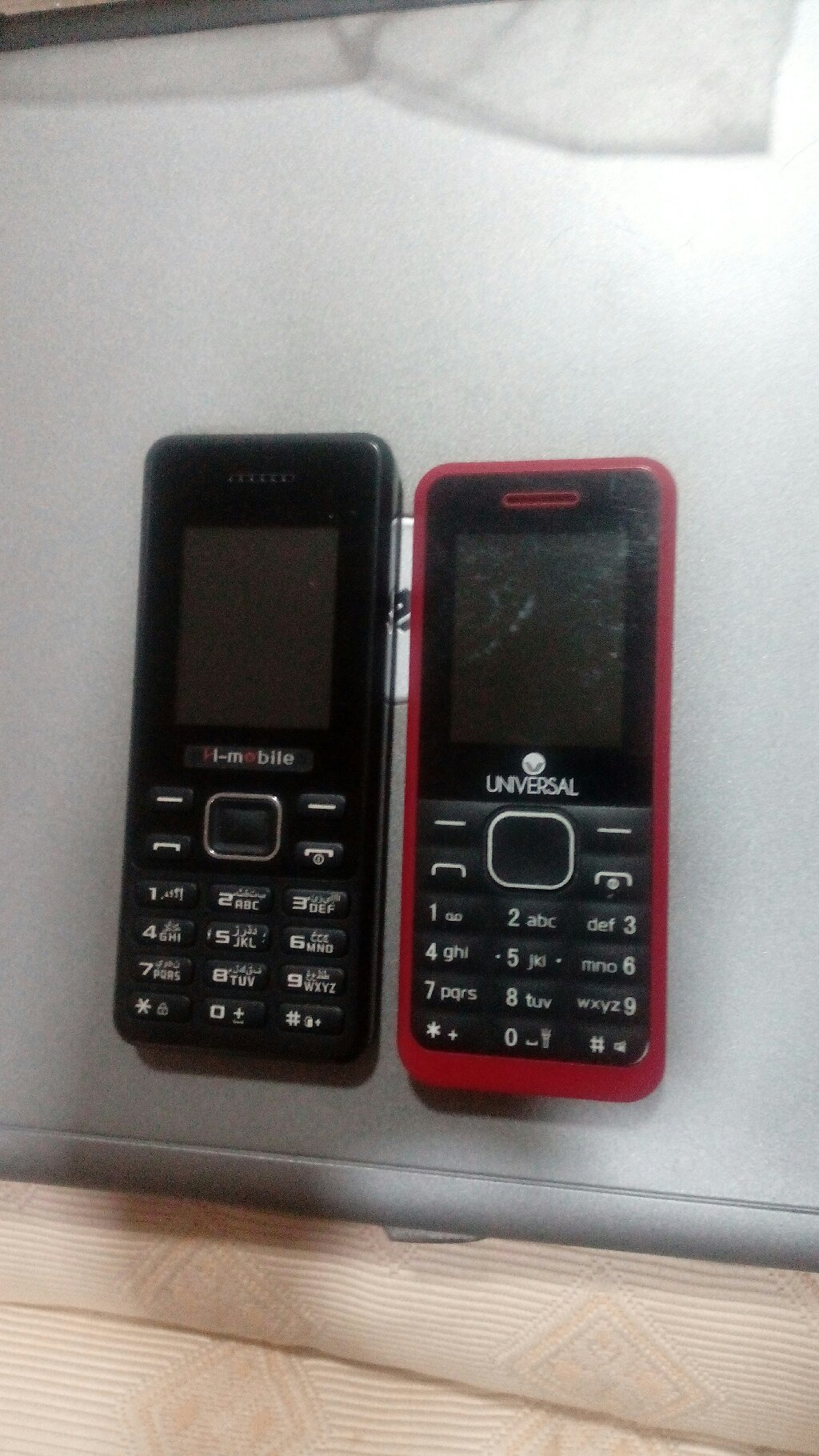 Two Mobile in excellent condition