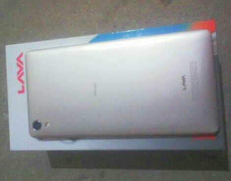 Lava Iris820 Only 1 Day Used....  Brand New