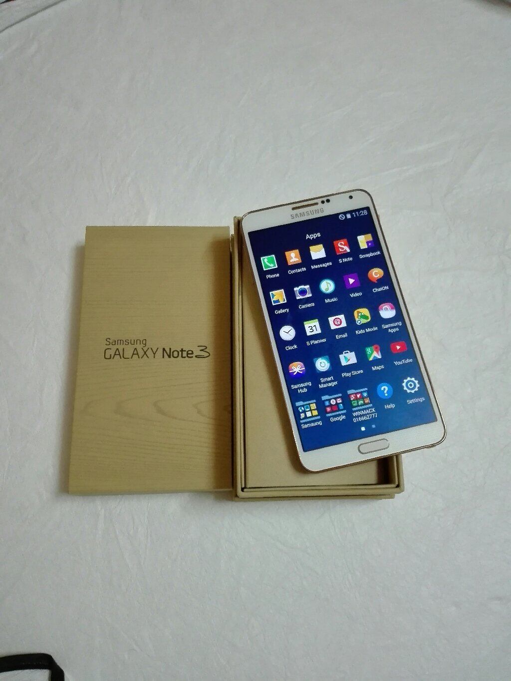 32Gb Samsung Galaxy Note 3