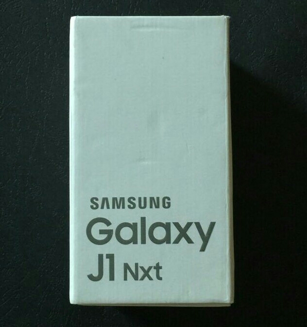 Samsung Galaxy J1 Nxt White Color New