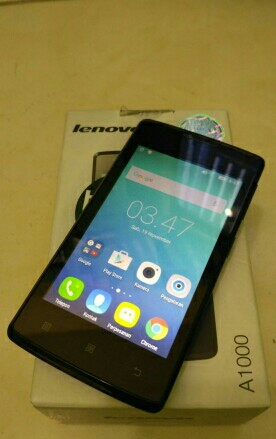 Lenovo Smartphone....with complete accessories and sealed box