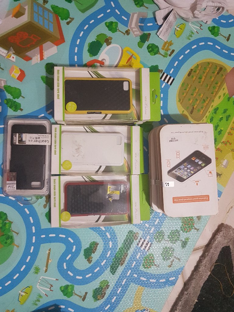 BlackBerry Z10 cases and Q10 screen prot