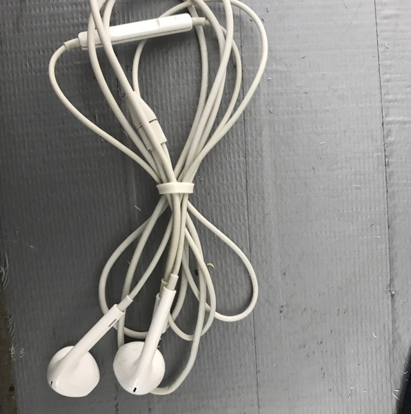 New Without Box Original Apple Headphones