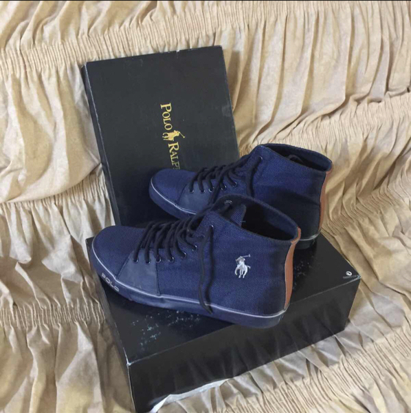 POLO RLL Shoes New And Authentic