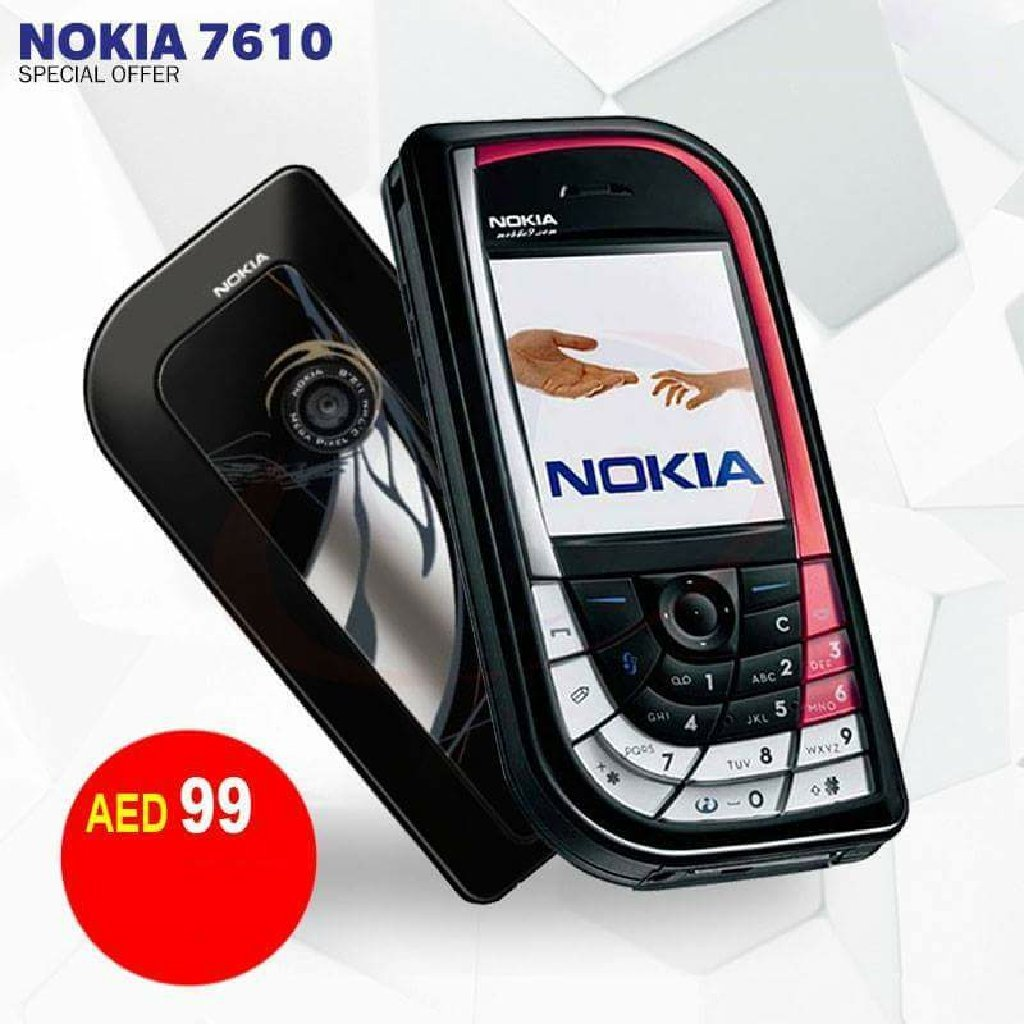 Nokia classic mobail