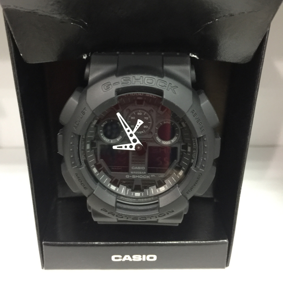 Original Gshock With 1year Warranty International Brand New Complete Inclusion