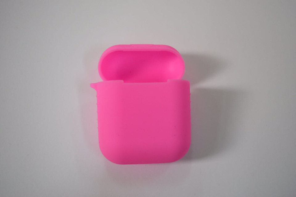 Pink Cover For AirPods