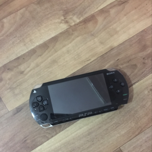 Sony Psp With Charger ! Cheap Price !