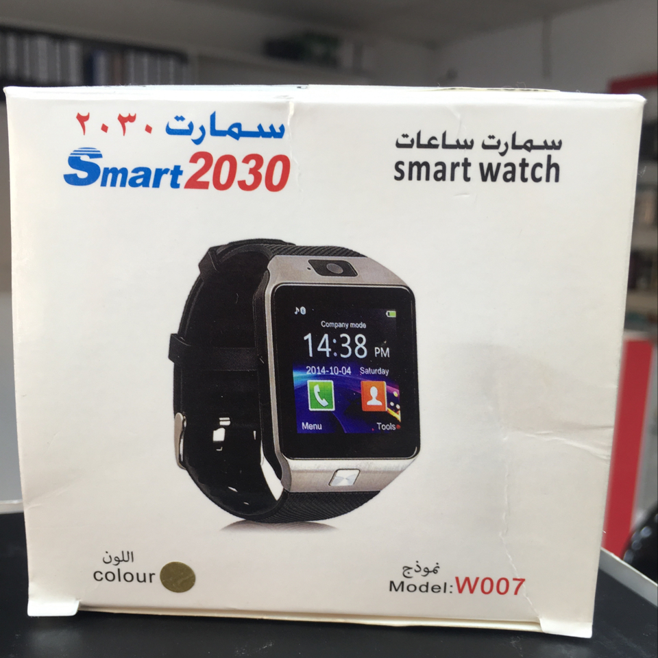 Smart Watch With Video Recording Micro Sim,