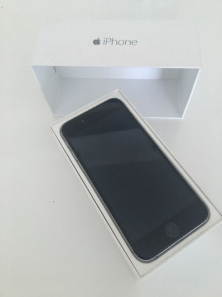iPhone 6 in very good condition